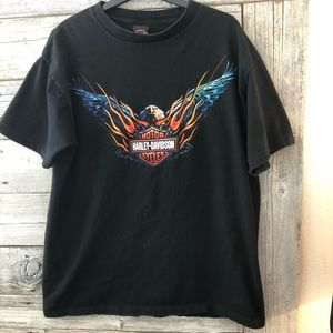 Harley-Davidson Shirt Cheyenne Wyoming XL